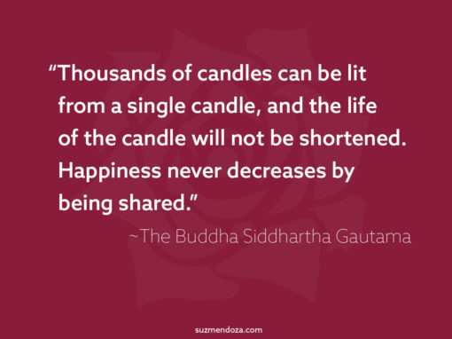 Candles and Happiness